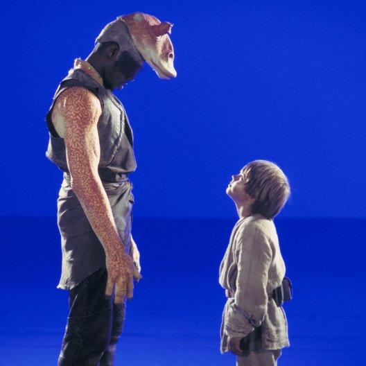 Star Wars: Episode I - Die dunkle Bedrohung 3D / Star Wars 3D: Episode I - Die dunkle Bedrohung / Liam Neeson / Ray Park / Ewan McGregor