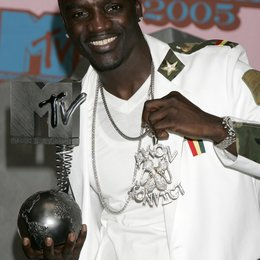 Akon / MTV Europe Music Awards 2005, Lissabon Poster