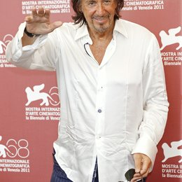 Al Pacino / 68. Internationale Filmfestspiele Venedig 2011