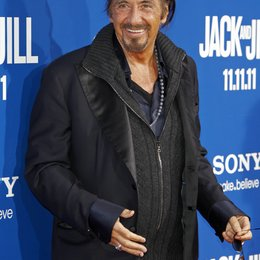 "Al Pacino / Filmpremiere ""Jack and Jill"" Poster"