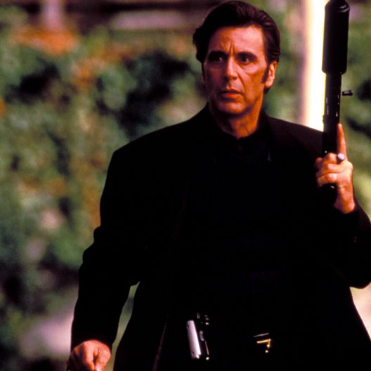 Heat / Al Pacino Poster
