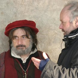 Kaufmann von Venedig, Der / Al Pacino / Michael Radford / Set Poster