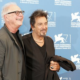 Levinson, Barry / Pacino, Al / 71. Internationale Filmfestspiele Venedig 2014 Poster