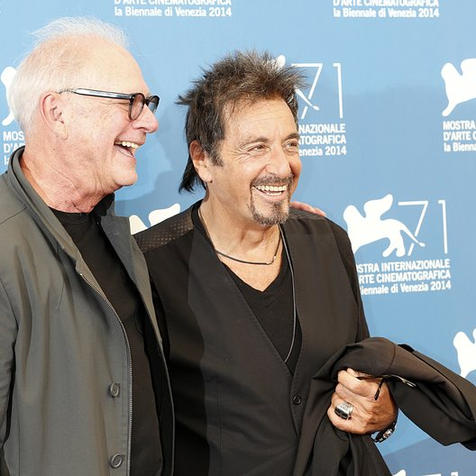 Levinson, Barry / Pacino, Al / 71. Internationale Filmfestspiele Venedig 2014