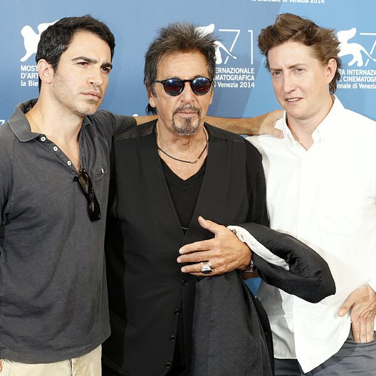 Messina, Chris / Pacino, Al / Green, David Gordon / 71. Internationale Filmfestspiele Venedig 2014
