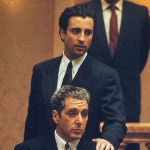 Pate III, Der / Al Pacino / Andy Garcia Poster