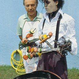 Edward mit den Scherenhänden / Alan Arkin / Johnny Depp Poster
