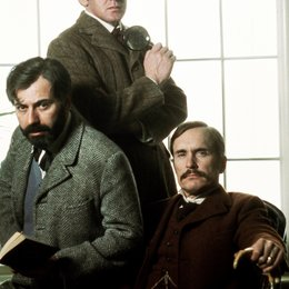 Kein Koks für Sherlock Holmes / Alan Arkin / Nicol Williamson / Robert Duvall Poster