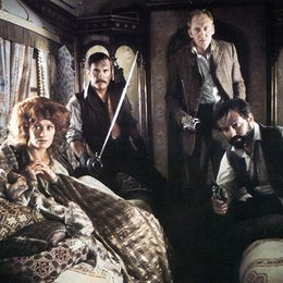Kein Koks für Sherlock Holmes / Alan Arkin / Nicol Williamson / Robert Duvall / Vanessa Redgrave Poster