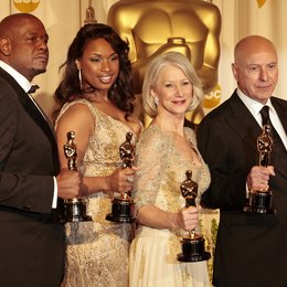 Whitaker, Forest / Hudson, Jennifer / Mirren, Helen / Arkin, Alan / 79. Academy Award 2007 / Oscarverleihung 2007 / Oscar 2007 Poster