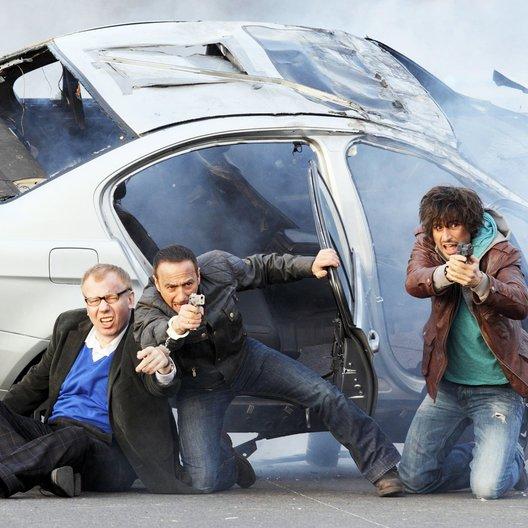Alarm für Cobra 11 - Die Autobahnpolizei (19. Drehstaffel, 8 Folgen) (RTL) / Tom Beck / Erdogan Atalay / Ludger Pistor Poster