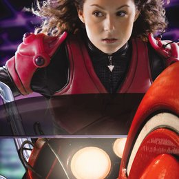 Mission 3D / Spy Kids 3-D: Game Over / Alexa Vega Poster