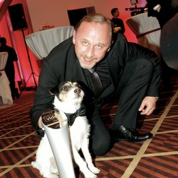 Entertainment Night 2012 / Video Champion 2012 / Alexander Held mit Hund Archie Poster