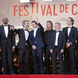 Kemp, Conrad / Whitaker, Forest / Salle, Jérôme / Bloom, Orlando / Desplat, Alexandre / 66. Internationale Filmfestspiele von Cannes 2013