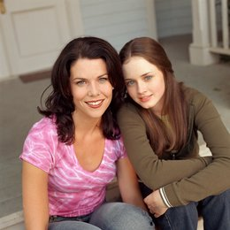 Gilmore Girls - Die komplette erste Staffel / Lauren Graham Poster