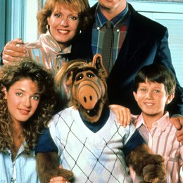 ALF / ALF - Die komplette dritte Staffel / Andrea Elson / Benji Gregory / Anne Schedeen / Max Wright Poster