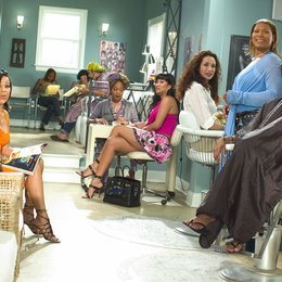 Beauty Shop / Sherri Shepherd / LisaRaye McCoy / Alfre Woodard / Kimora Lee Simmons / Andie MacDowell / Queen Latifah / Golden Brooks Poster