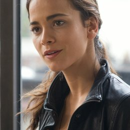 I Am Legend / Alice Braga Poster