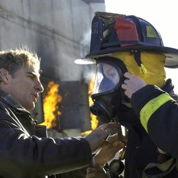 Nora Roberts: Tödliche Flammen / Nora Roberts - Tödliche Flammen (ARD) / Scott Bakula / Alicia Witt Poster