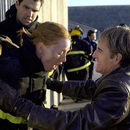 Nora Roberts: Tödliche Flammen / Nora Roberts - Tödliche Flammen (ARD) / Alicia Witt Poster