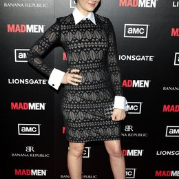 "Alison Brie / ""Mad Men"" Screening Poster"