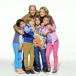 Nicky, Ricky, Dicky & Dawn / Lizzy Greene / Casey Simpson / Mace Coronel / Aidan Gallagher / Allison Munn / Brian Stepanek Poster