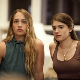 Girls / Girls (1. Staffel, 10 Folgen) / Allison Williams / Jemima Kirke Poster