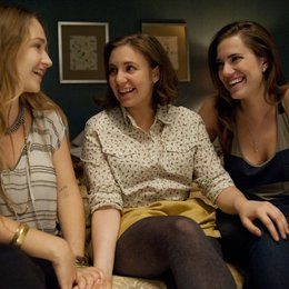 Girls / Girls (1. Staffel, 10 Folgen) / Allison Williams / Lena Dunham / Jemima Kirke Poster