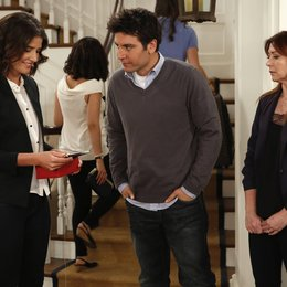How I Met Your Mother (9. Staffel, 24 Folgen) / Alyson Hannigan / Josh Radnor / Cobie Smulders Poster