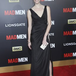 "Sutherland, Alyssa / AMC Celebration der finalen 7. Staffel von ""Mad Men"", Los Angeles Poster"