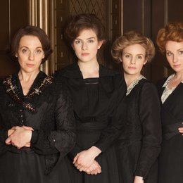 Mr. Selfridge / Amanda Abbington / Aisling Loftus / Lauren Grace / Amy Beth Hayes Poster