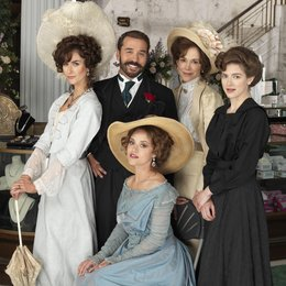 Mr. Selfridge / Jeremy Piven / Amanda Abbington / Aisling Loftus / Frances O'Connor / Zoë Tapper Poster