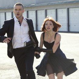 In Time - Deine Zeit läuft ab / Justin Timberlake / Amanda Seyfried Poster