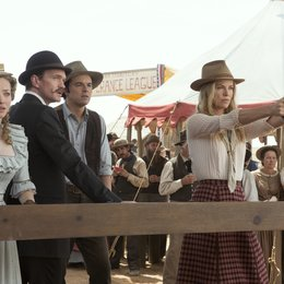 Million Ways to Die in the West, A / Amanda Seyfried / Neil Patrick Harris / Seth MacFarlane / Charlize Theron Poster