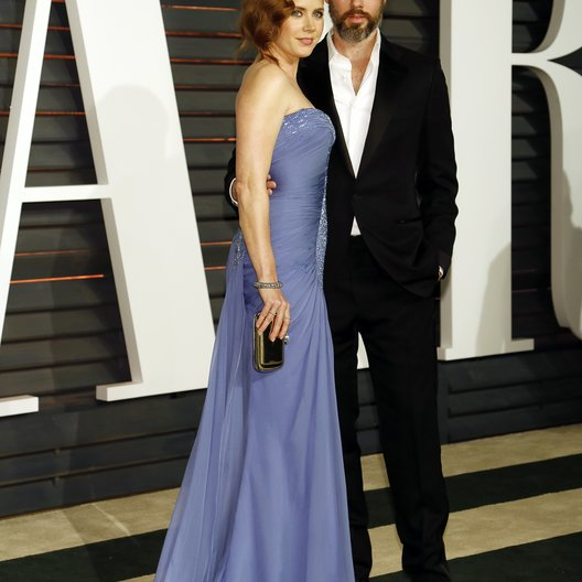 Adams, Amy / Le Gallo, Darren / Vanity Fair Oscar Party 2015 Poster