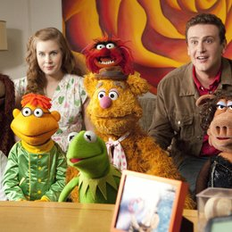 Muppets, Die / Amy Adams / Jason Segel Poster