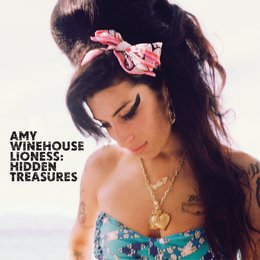 """Lioness: Hidden Treasures"" von Amy Winehouse Poster"