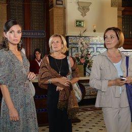 Kreuzfahrt ins Glück: Hochzeitsreise nach Sevilla (ZDF / ORF) / Luise Bähr / Jan Hartmann / Sabine Bach / Eva-Maria Grein von Friedl Poster