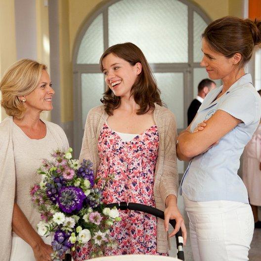 Liebe, Babys und ein Neuanfang (ZDF) / Julia Bremermann / Monika Wegener / Andrea L'Arronge Poster