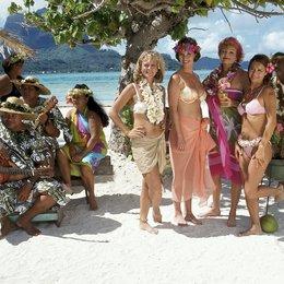 Traumschiff: Tahiti, Das (ZDF / ORF) / Andrea L'Arronge / Franziska Bronnen / Christina Plate / Michèle Marian Poster
