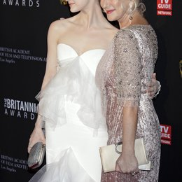 Andrea Riseborough / Helen Mirren / Bafta Awards 2011 Poster