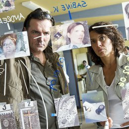 Tatort: Hauch des Todes / Ulrike Folkerts / Andreas Hoppe Poster