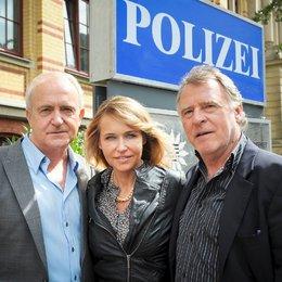 SOKO Leipzig: Die schwarze Witwe (ZDF) / Anica Dobra / Andreas Schmidt-Schaller / Simon Rouse Poster
