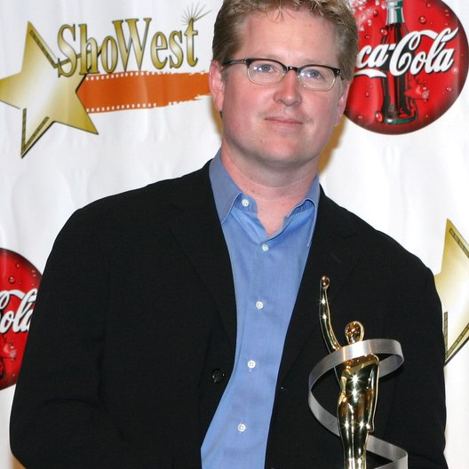 "Andrew Stanton / ""Animation Director of the Year-Award"" / 30. ShoWest in Las Vegas 2004 Poster"