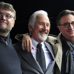 Guillermo del Toro / Rick Baker / Andy Garcia / Rick Baker bekommt einen Stern am Hollywood Walk of Fame