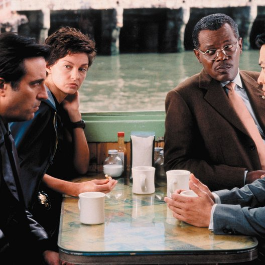 Twisted - Der erste Verdacht / Ashley Judd / Samuel L. Jackson / Andy Garcia / Russell Wong