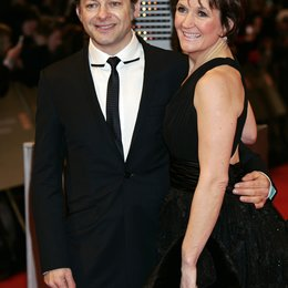 Serkis, Andy / Ashbourne, Lorraine / BAFTA - 63. British Academy Film Awards, London 2010 Poster