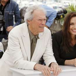 Eastwood, Clint / Angelina Jolie / 61. Filmfestival Cannes 2008