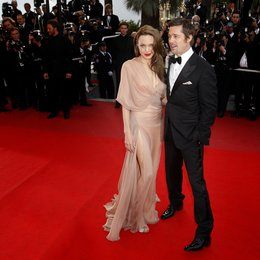 Jolie, Angelina / Pitt, Brad / 62. Internationale Filmfestspiele Cannes 2009 Poster