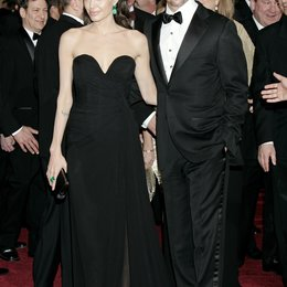 Jolie, Angelina / Pitt, Brad / Oscar 2009 / 81th Annual Academy Awards Poster